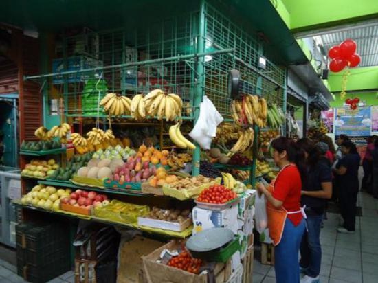 Inflación aumentó 0,36 % en junio