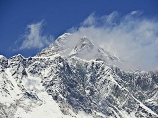 Nunca  escalaron el Everest