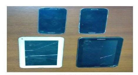 Incautan varios celulares tras un operativo en Manta