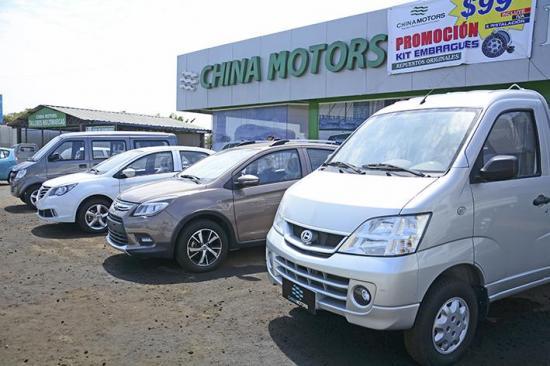 Sube la venta  de vehículos