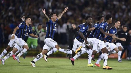 Independiente del Valle vence 2-1 a Boca Juniors en la primera semifinal por la Libertadores