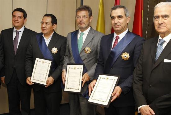 Ecuador impulsa reforma judicial para lograr la transparencia de la justicia, dice Jalkh