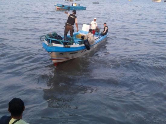 Caen presuntos piratas de mar