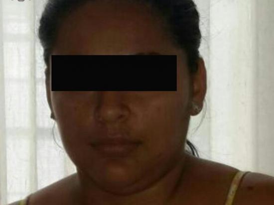 Capturan a una mujer en operativo antidrogas