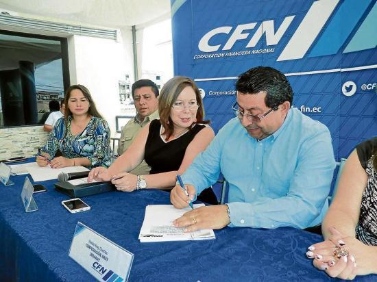 CFN da créditos  por $ 27 mills. para la reactivación