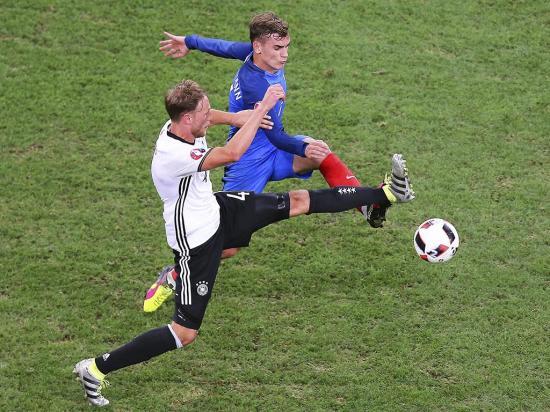 Francia va a la final de la mano de Griezmann