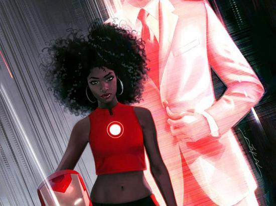 El cómic tendrá un nuevo Iron Man
