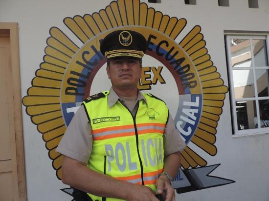 Nuevo jefe de la policía combatirá la delincuencia