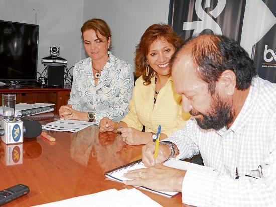 Refinancian las deudas con el Banco del Desarrollo del Ecuador