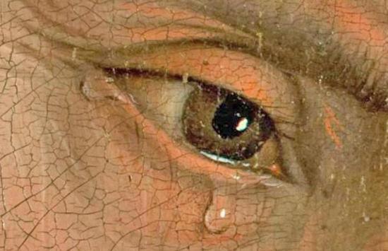 Las lágrimas del taxista