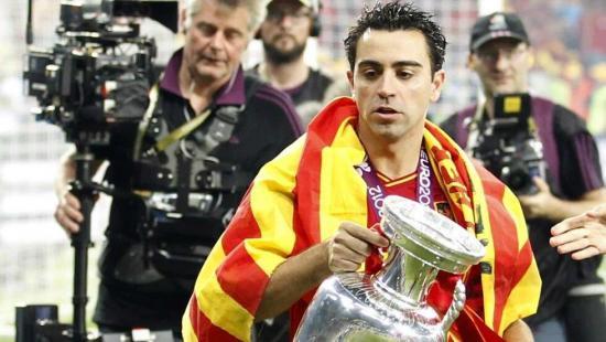 Xavi Hernández entregará el trofeo al ganador de la Eurocopa 2016