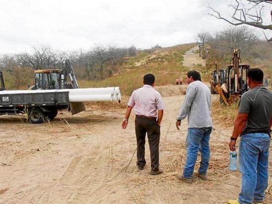 2,1 millones de dólares se invertirán en planta de agua de Jaramijó