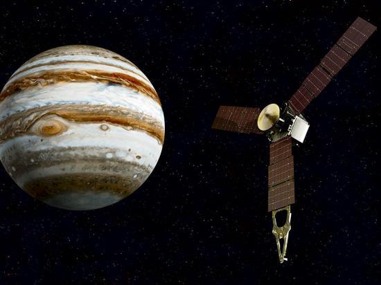 ¡La sonda juno llegó a Júpiter!