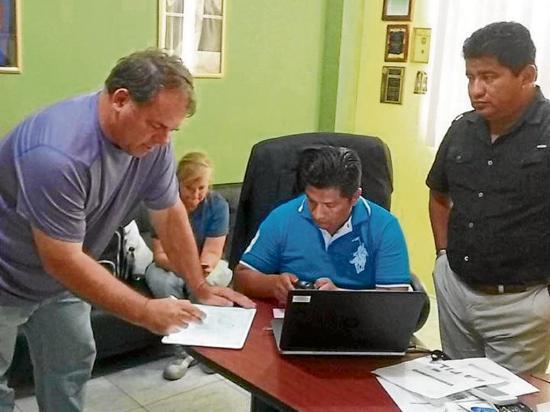 Construirán pozos en Las Lagunas para el fomento productivo