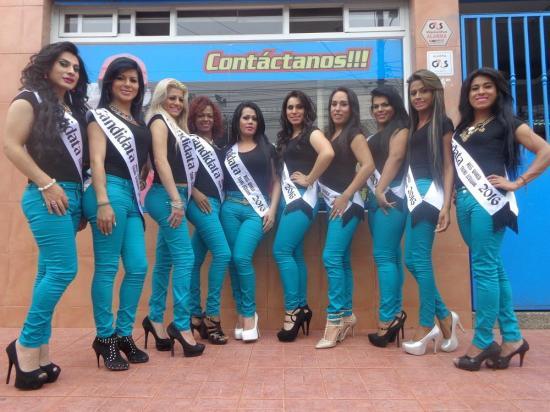 Eligen a la Miss World Trans