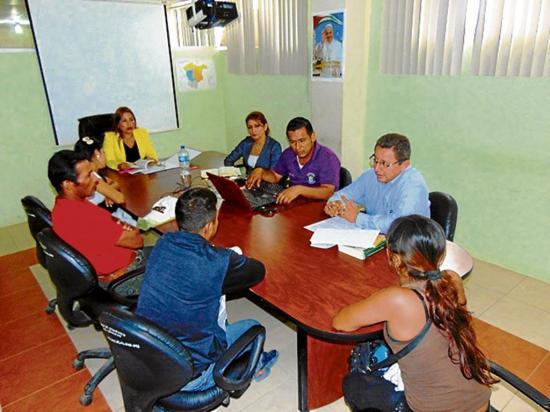 Junta Cantonal realizó su primera audiencia y llegaron a acuerdos