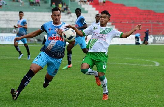 Manta FC ganó por la mínima diferencia a Liga de Portoviejo