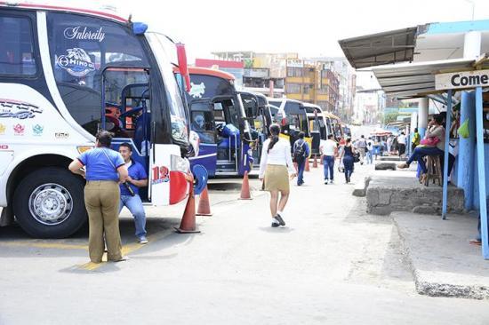Cooperativa Crucita abrió ruta a Calceta