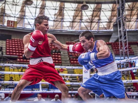 Boxeadores a  Río de janeiro