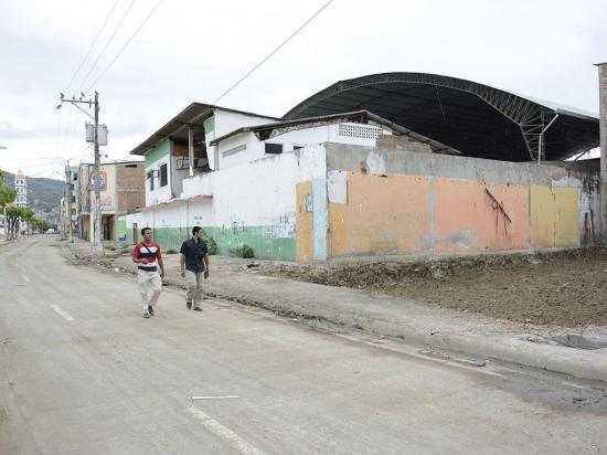 Habrá mesas de diálogos por expropiaciones en el centro de Portoviejo