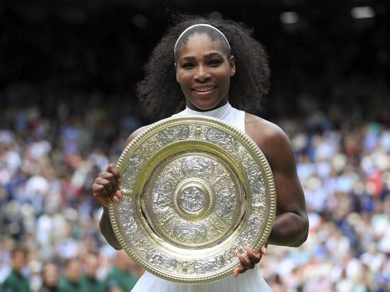 Serena vuelva a reinar en Wimbledon