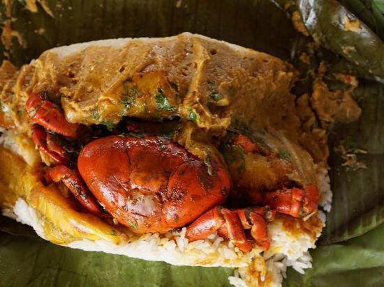 Tradicional sabor de la tonga criolla a la mesa