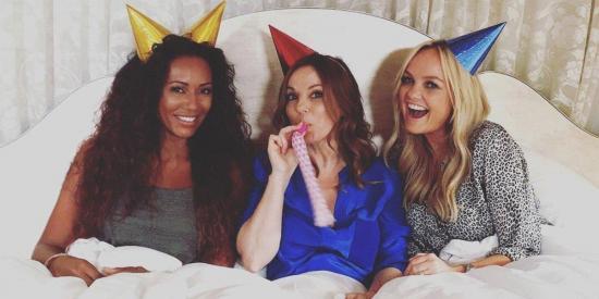 Las Spice Girls tendrán un reencuentro...¡pero como trío!