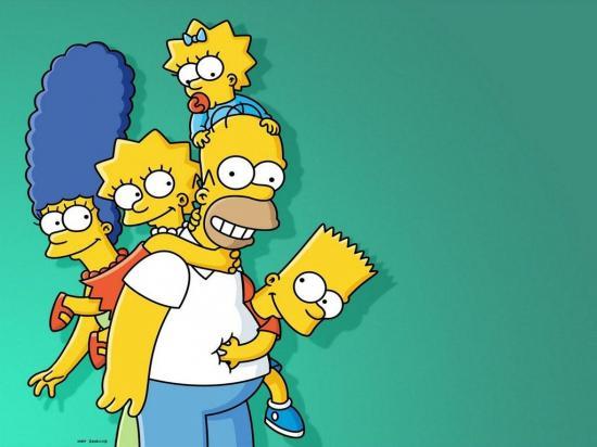 """Maradona sobre Los Simpson: """"Los odio... ¡Yo no los puedo  ver!"""""""