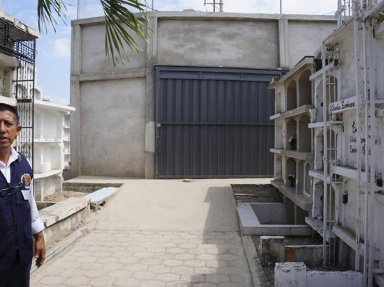 El acceso posterior al cementerio se abrirá en tres fechas al año