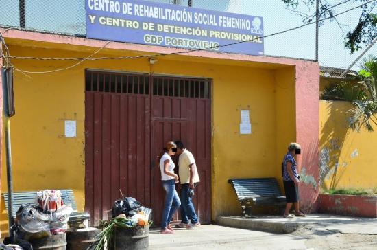 Detenidos en el CDP de Portoviejo intentaron escapar tras réplicas