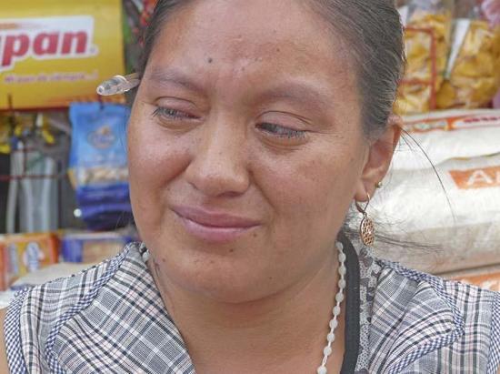 Quedaron dos Marías tras el terremoto del 16A