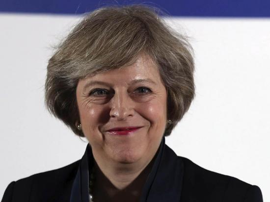 May deberá dirigir las  negociaciones para el brexit