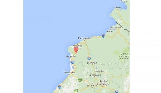 21 réplicas sísmicas se han registrado en las últimas 12 horas
