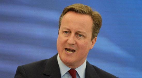 El ministro británico David Cameron anuncia que dejará su cargo este miércoles