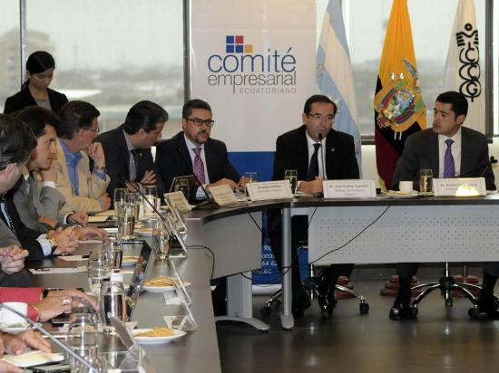 Acuerdo comercial de Ecuador con la UE se  firmará en noviembre