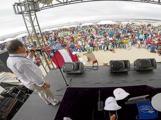 Destacan asistencia a evento realizado por el día del pescador