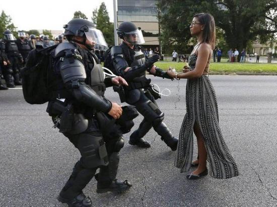 Tensión racial en Estados Unidos