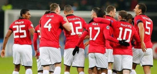 Mourinho deja afuera del Manchester United a cuatro jugadores
