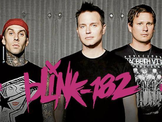 Blink-182 en la cima del 'Billboard 200'