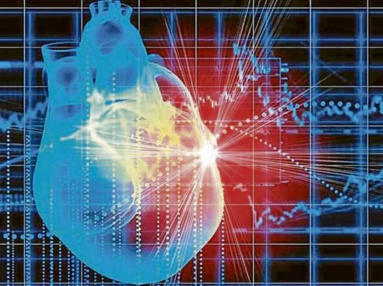 Proteína clave después de un infarto