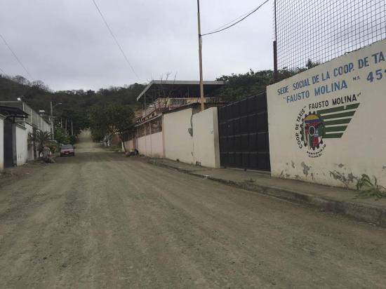Varias calles en la ciudadela Colinas del Sol fueron mejoradas