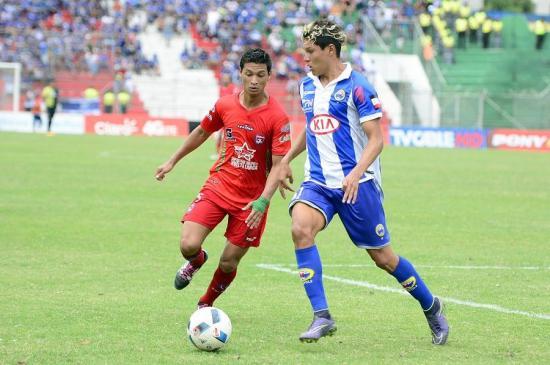 Deportivo Quito y Colón FC empatan 1-1 en el Atahualpa