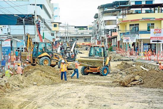 Sin marcha atrás: Hay discrepancias por regeneración en dos calles y no en Tarqui