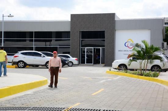 La nueva Unidad Penal de Portoviejo ya está en funcionamiento