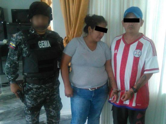 Detienen a una pareja acusada de dedicarse al microtráfico de droga