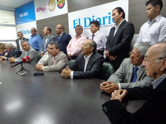 Un manabita será candidato a la presidencia del Ecuador