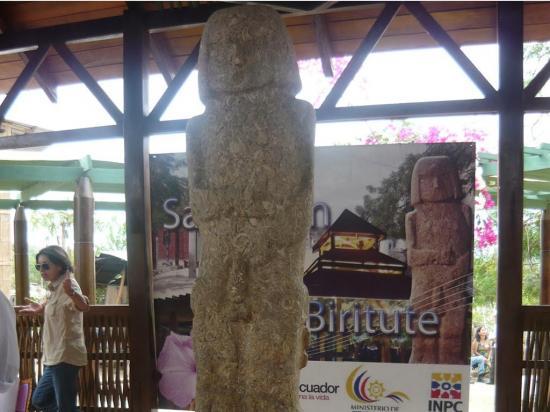San Biritute, un Ídolo ancestral