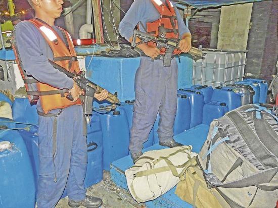 10 pescadores quedan libres bajo medidas cautelares