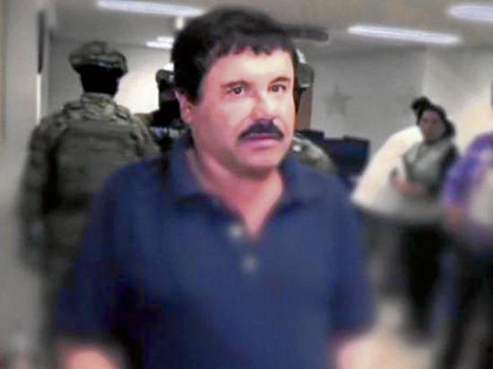 """""""El Chapo"""" está  calvo y loco por el estrés en la cárcel, según abogado"""