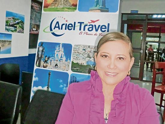 """Agencias de viajes  ofertan vacaciones en feria """"Busca tu destino"""""""